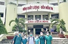 Bệnh viện Chợ Rẫy hỗ trợ Cà Mau phòng chống dịch Covid-19