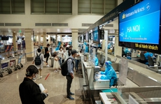 Đề nghị tăng tần suất đường bay Hà Nội-TP HCM lên 6 chuyến/ngày