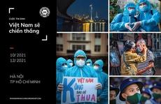 Giải thưởng 200 triệu đồng cho cuộc thi ảnh 'Việt Nam sẽ chiến thắng'