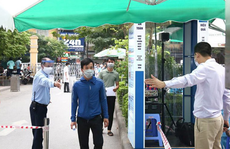 Hết cách ly, Bệnh viện Việt Đức khám chữa bệnh bình thường từ 18-10