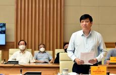 Thủ tướng yêu cầu Thứ trưởng Bộ Y tế phải cập nhật tình hình dịch bệnh hàng ngày