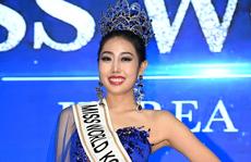 Nhan sắc bị chê của Hoa hậu Thế giới, Hoa hậu Hoàn vũ Hàn Quốc