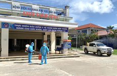 'Ổ dịch' Bệnh viện Đa khoa khu vực Bắc Quảng Bình đã ghi nhận 22 ca mắc Covid-19