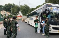TP HCM tiếp tục tổ chức tour tham quan cho lực lượng tuyến đầu chống dịch Covid-19