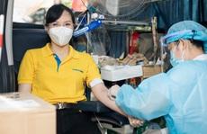 Hành trình 10 năm hiến máu cứu người ở một ngân hàng