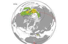 Trái Đất bị tách vỏ, Cực Bắc chao đảo suốt 84 triệu năm chưa dừng lại