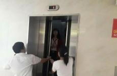 Thang máy bị kẹt, cô gái trẻ rơi từ tầng 7 xuống tử vong