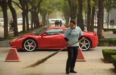 Giới siêu giàu Trung Quốc mất ăn mất ngủ