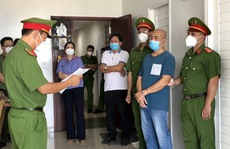 'Nghia Nguyen Thien' xuyên tạc sự thật vừa bị bắt ở Bà Rịa - Vũng Tàu