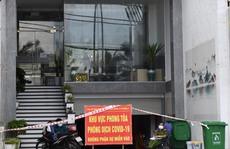 Phong tỏa một khách sạn trên đường Thùy Vân, TP Vũng Tàu