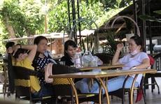 Bình Dương: Nhà hàng, quán cà phê vắng khách ngày đầu mở cửa lại