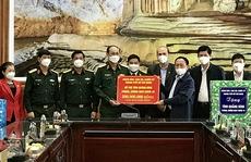 TP HCM hỗ trợ 700 triệu đồng cho Quảng Bình phòng chống dịch Covid-19