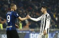 Hòa nhạt nhòa Inter Milan, Juventus bị ngắt mạch toàn thắng