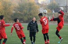 U23 Việt Nam quyết thắng đậm