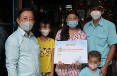 Những đứa trẻ mang nặng nỗi buồn ở quận 10, TP HCM