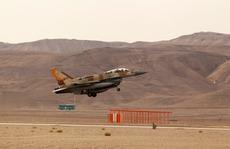 Israel tổ chức tập trận không quân lớn chưa từng thấy