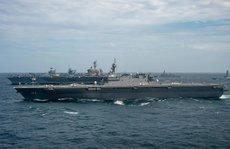 Mỹ, Nhật tập trận đảm bảo an ninh hàng hải trên biển Đông