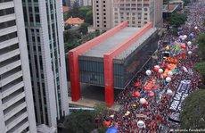 Brazil: Lạm phát và giá nhiên liệu tăng, biển người đòi luận tội tổng thống