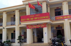 Một Phó bí thư Đảng ủy xã bị bắt