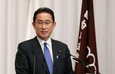 Tân thủ tướng Nhật Bản cất giọng đanh thép với Trung Quốc
