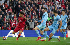 Đỉnh cao đại chiến, Man City cầm hòa nghẹt thở Liverpool