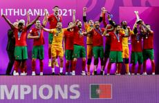 Bồ Đào Nha lần đầu vô địch futsal thế giới