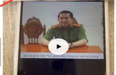 Xác định được đối tượng tiếp tay cắt ghép giọng nói đại tá Đinh Văn Nơi