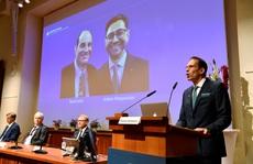 Lộ diện chủ nhân Nobel Y học 2021
