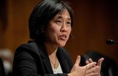 Đại diện thương mại Mỹ nói về 'niềm tin' với Trung Quốc