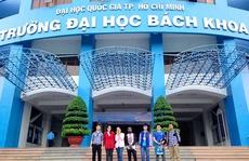 Trường ĐH đầu tiên ở TP HCM đón sinh viên trở lại học tập trung