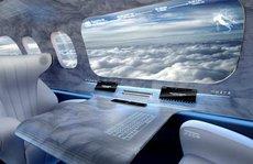Con cháu trong tương lai sẽ được đi máy bay như thế nào?