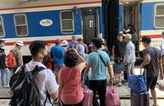 Đà Nẵng cho đón, trả khách ở ga đường sắt