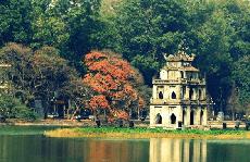 Độc đáo Hồ Gươm xưa qua triển lãm 100 hình ảnh, tư liệu quý