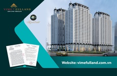Chính thức mở bán chung cư HH3 The Jade Orchid của Vimfulland