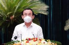 Bí thư Nguyễn Văn Nên: 'Biến chủng mới đang xuất hiện, dịch chưa kết thúc'!