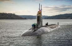"""Tàu ngầm hạt nhân Mỹ gặp nạn vì vật thể """"lạ"""" ở biển Đông"""