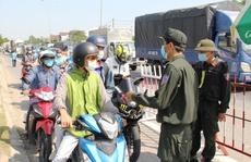 Người từ 'vùng xanh' ở Đà Nẵng vào Quảng Nam không phải xét nghiệm