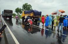 Đi xe máy về quê, người đàn ông ở Nghệ An bị tai nạn tử vong tại Quảng Nam