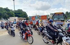 Người lao động được sử dụng ôtô cá nhân đi lại giữa Đồng Nai và TP HCM