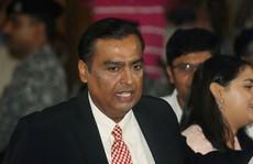 Tỉ phú Ấn Độ vào top những người có hơn 100 tỉ USD
