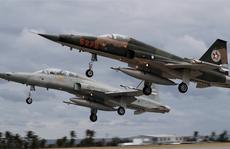 Đài Loan: Hai chiến đấu cơ va chạm, phi công tử nạn