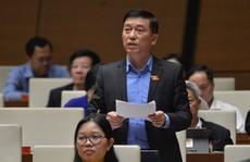 CLIP: Phó Ban Công tác đại biểu nói về thông tin 'con ông cháu cha' khi giới thiệu ứng cử ĐBQH