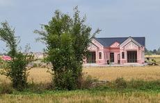 Phạt chủ đầu tư khu vui chơi màu hồng không phép ở Sóc Trăng