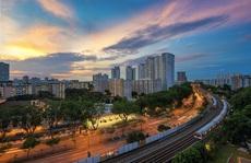 Căn hộ tại TP HCM: nhất cận thị, nhì cận… metro