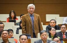 'Trải lòng' của ông Dương Trung Quốc sau 20 năm làm đại biểu Quốc hội