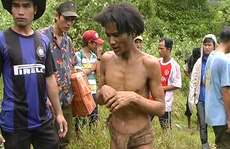 'Người rừng' Hồ Văn Lang đi làm căn cước công dân