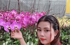 Chủ vườn lan Hằng Nguyễn: Từ bỏ nghiệp giáo để lập nghiệp với hoa lan