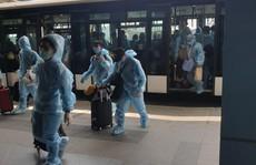 """""""Tâm thư"""" của các công dân về từ Đài Loan trên những chuyến bay 'giải cứu'"""