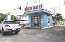 Quảng Nam dời bến xe Tam Kỳ đến vị trí mới