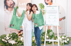 H&M tung chiến dịch Let's Reuse phát triển thời trang bền vững